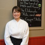 Annette Sprague, chef owner