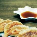 pork gyoza dumplings