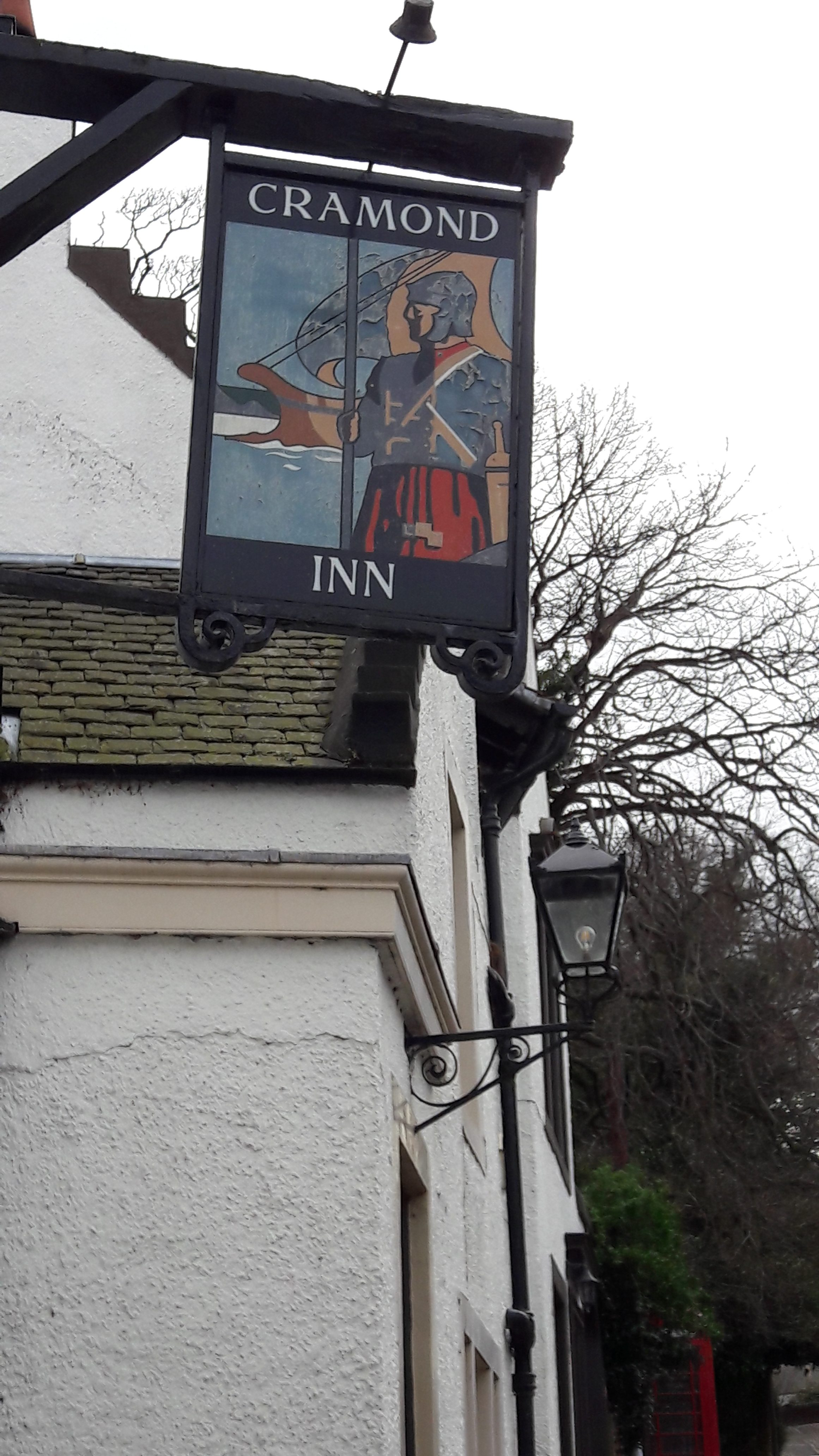 Cramond Inn 11.3.17