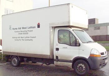 Homeaid Van